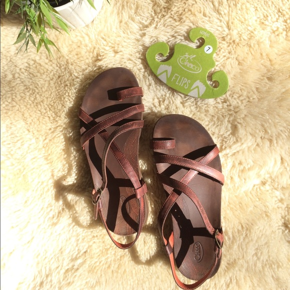 0446f7a515af Chaco Shoes - Leather Chaco Dorra Sandals